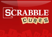 Play SCRABBLE Cubes today for a share of $250!