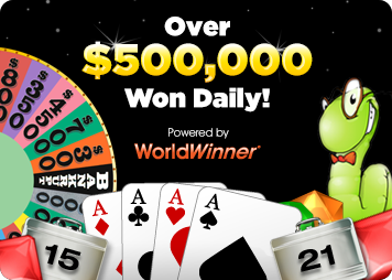 Compete for Cash and Prizes! Over $500,000 Won Daily!
